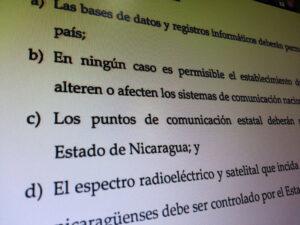Del Artículo 92 de las Reformas a la Constitución de Nicaragua