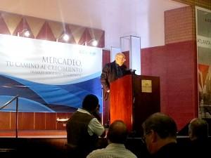 Comentarios a la presentación sobre Marketing de Philip Kotler en Nicaragua